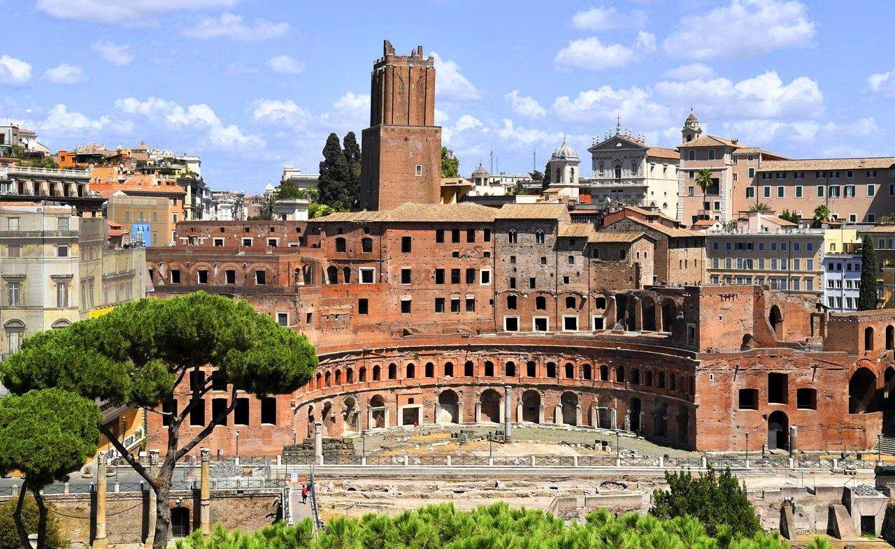 Mercati di Traiano e Museo dei Fori Imperiali - Roma - Munus Munus